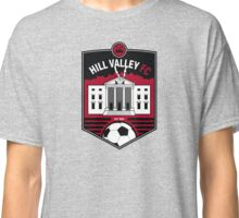 Bsck to the Future Hill Valley FC Classic T-Shirt