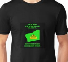 Don't dump on WA Unisex T-Shirt