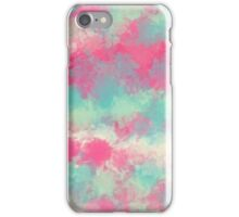 Pink Cloud. iPhone Case/Skin