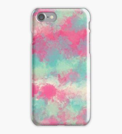 Pink Cloud. iPhone Case/Skin