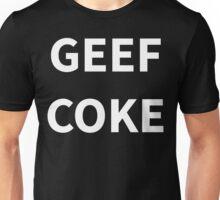 Geef Coke Unisex T-Shirt