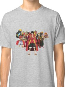 luffy team Classic T-Shirt