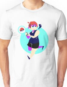 Pokemon GO Girl Unisex T-Shirt
