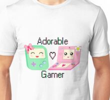 Adorable Gamer ~ Devices Unisex T-Shirt