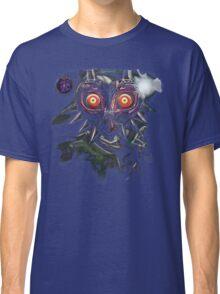 Legend of Zelda Majora's Mask Dark Link Classic T-Shirt