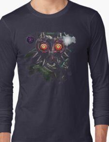 Legend of Zelda Majora's Mask Dark Link Long Sleeve T-Shirt