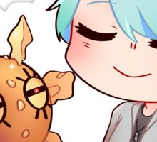 Mystic Messenger x Pokemon - V Sticker  Sticker
