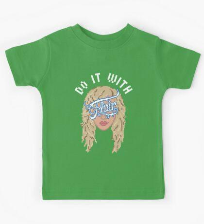 Do it with Flair Kids Tee