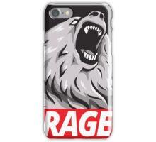 Rage! iPhone Case/Skin