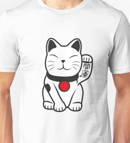 Manekineko   Winkekatze Unisex T-Shirt