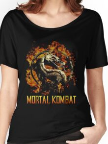 Mortal Kombat Women's Relaxed Fit T-Shirt