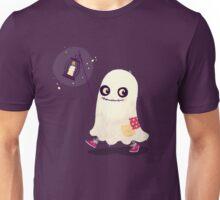 Halloween Kids - Ghost Unisex T-Shirt
