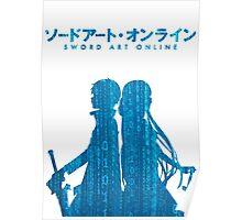 Sword Art Online - Fan Art Poster