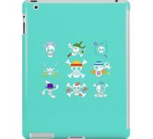 one piece symbol iPad Case/Skin