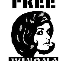 FREE WINONA!! by newhall