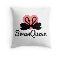 SwanQueen shipper shirt  Throw Pillow