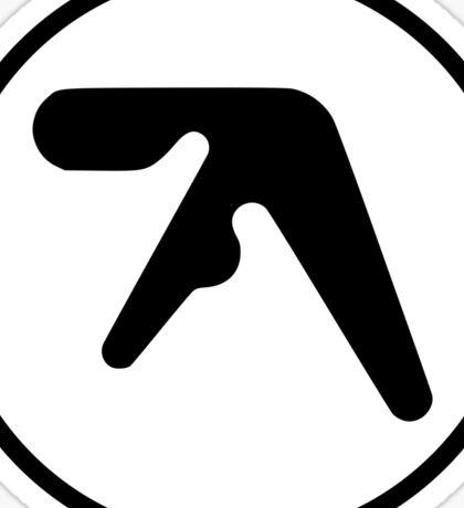Aphex Twin Logo Sticker