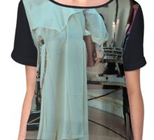 A Candle For Your thoughts.... Chiffon Top