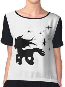 Little Pony Stars Chiffon Top