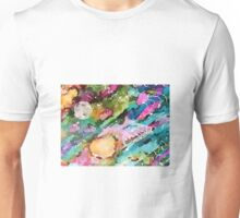 Theme From Mystic Abstraction - North Unisex T-Shirt