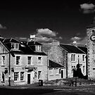 Old Clackmannan Town by Jeremy Lavender Photography
