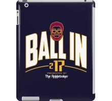 Uncle Drew the Ankletaker iPad Case/Skin
