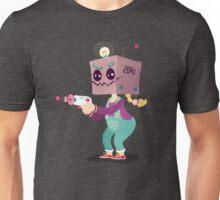 Halloween Kids - Robot Unisex T-Shirt