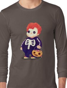 Halloween Kids - Skeleton Long Sleeve T-Shirt