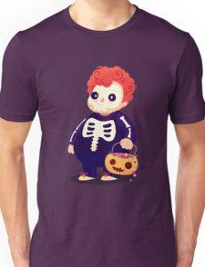 Halloween Kids - Skeleton Unisex T-Shirt