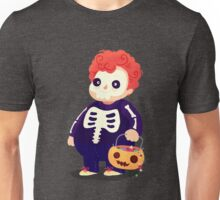 Halloween Kids - Skeleton Unisex T-Shirt