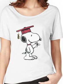 bachelor school Women's Relaxed Fit T-Shirt