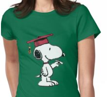 bachelor school Womens Fitted T-Shirt
