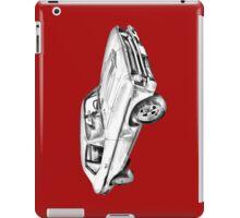 1969 Chevrolet Nova Yenko 427 Muscle Car Illustration iPad Case/Skin
