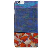 Colorful Abstract Patchwork by Holly Cannell iPhone Case/Skin