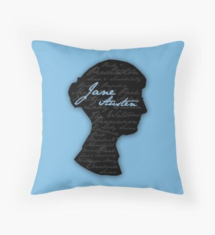 My Jane Throw Pillow