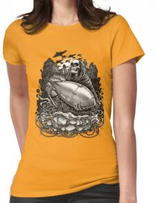 Winya No. 97 Womens Fitted T-Shirt