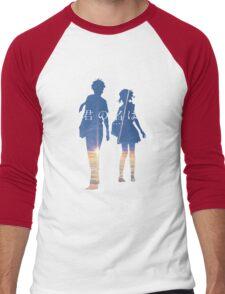 Kimi no na wa Men's Baseball ¾ T-Shirt