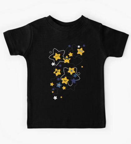 Dark Night Stars Kids Tee