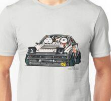 Crazy Car Art 0135 Unisex T-Shirt