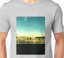Sunrise in the Country Unisex T-Shirt