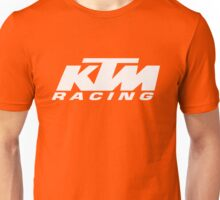 KTM racing team Unisex T-Shirt