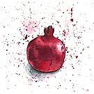 Pomegranate by Aleksandra Kabakova