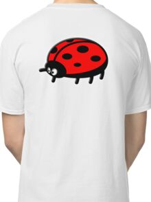 LADYBUG, Cartoon, LADYBIRD, Lady Bird, Lady Bug,  Classic T-Shirt