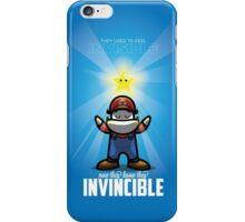 Super Mario X Kanye Invincible MashUp iPhone Case/Skin