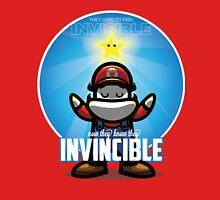Super Mario X Kanye Invincible MashUp Unisex T-Shirt