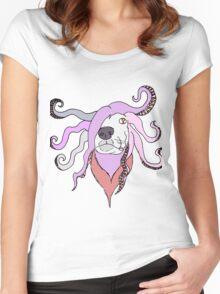 Octopuppy Women's Fitted Scoop T-Shirt