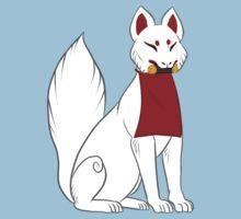 Fox Messenger by kitsunerin