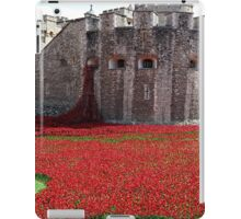 Tower of London Remembers WWI iPad Case/Skin