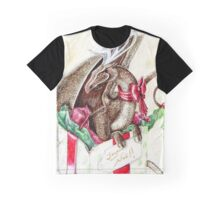 the little red nose dragon Graphic T-Shirt