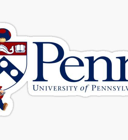 Super Penn Sticker